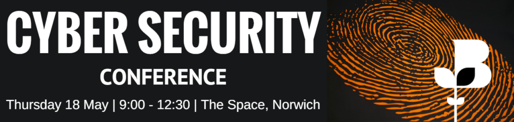 Cyber Security conference banner